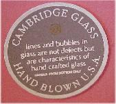 Cambridge Round Label 1